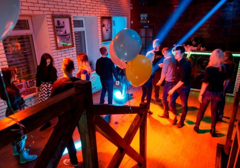 23 февраля — Вечеринка в лаунж-баре LOFT