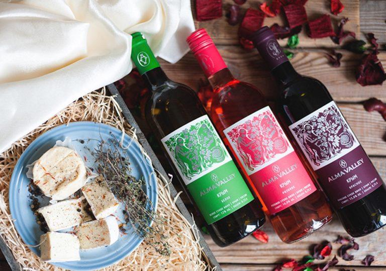 21 марта — Дегустация вин Alma Valley в ресторане «Эрмитаж»