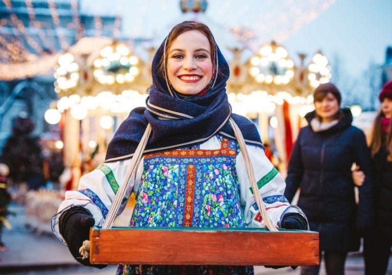 Городской праздник Масленицы в Керчи, Феодосии и Судаке