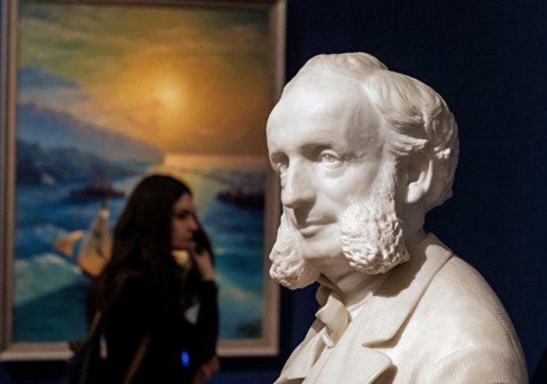 27 апреля — Открытая лекция «Неизвестный Айвазовский. Жизнь и творчество»
