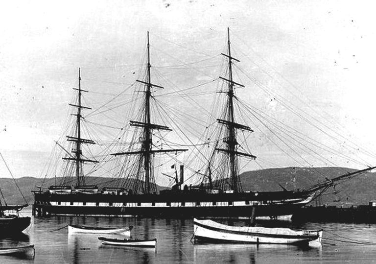 20 апреля — Открытая лекция «Черный принц: судьба англо-французской эскадры у берегов Крыма (год 1854-й)»