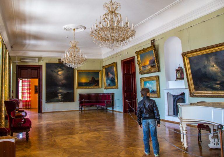 9 Мая — Льготное посещение музеев Феодосии
