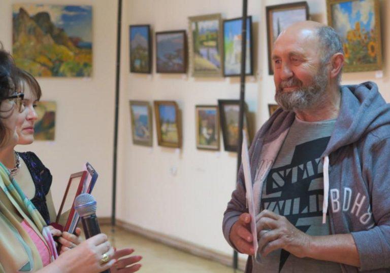 «Весенняя палитра». Ежегодная выставка Феодосийского союза художников