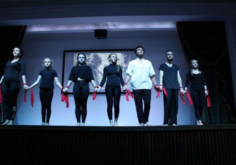 11 мая — Пластический спектакль «Жажда Жить»
