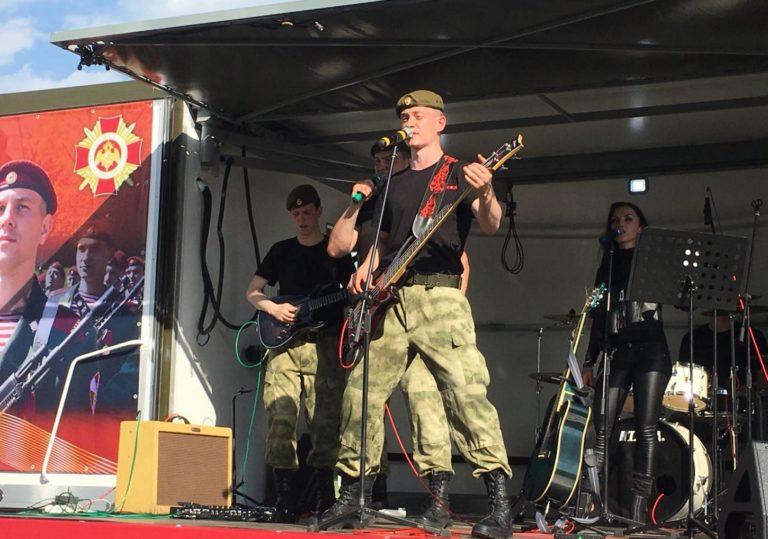 15 мая — Концерт «Солдаты антитеррора»
