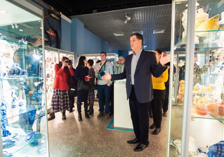 15 июня — Авторская экскурсия в Музее Рыбы и Рыболовства
