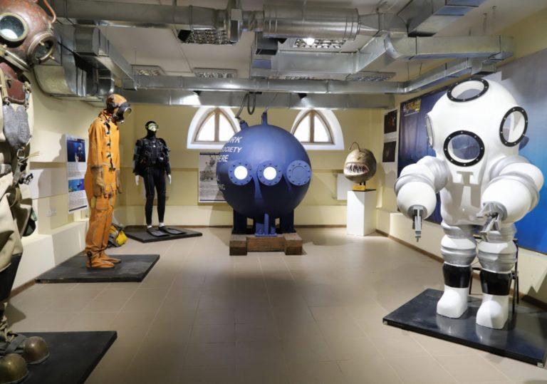 Интерактивная выставка «Глубокое погружение»