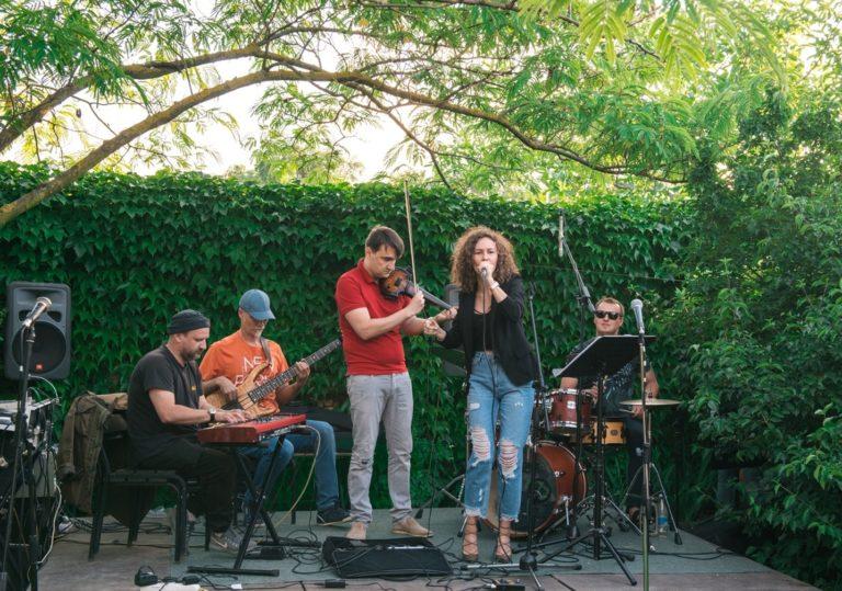 Джаз-клуб «Богема» приглашает на концерты и творческие вечера!