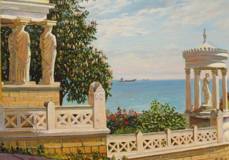 Выставка «Моя Феодосия» (А. Малышев)