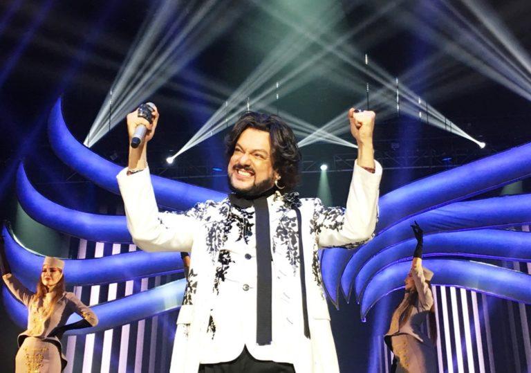 17 июля — Концерт Филиппа Киркорова. Премьера нового шоу #ЦВЕТНАСТРОЕНИЯ
