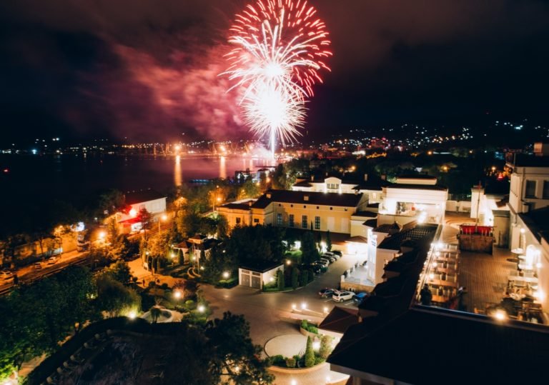 26 июля — 28 июля — Праздник «День города Феодосия»