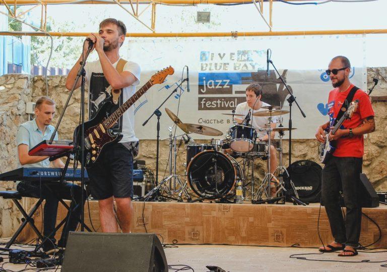 24 августа — Выступление Sparky jam В ДЖАЗ-КЛУБЕ «БОГЕМА»