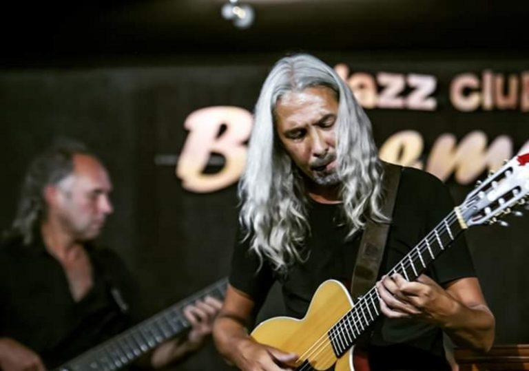 09-12 августа — Музыкальные вечера в Джаз-клубе «Богема»