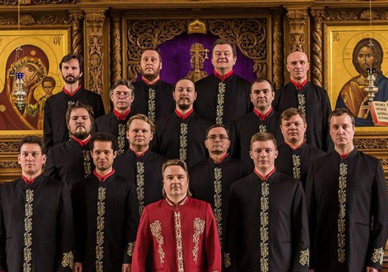 22 августа — Хор Валаамского монастыря