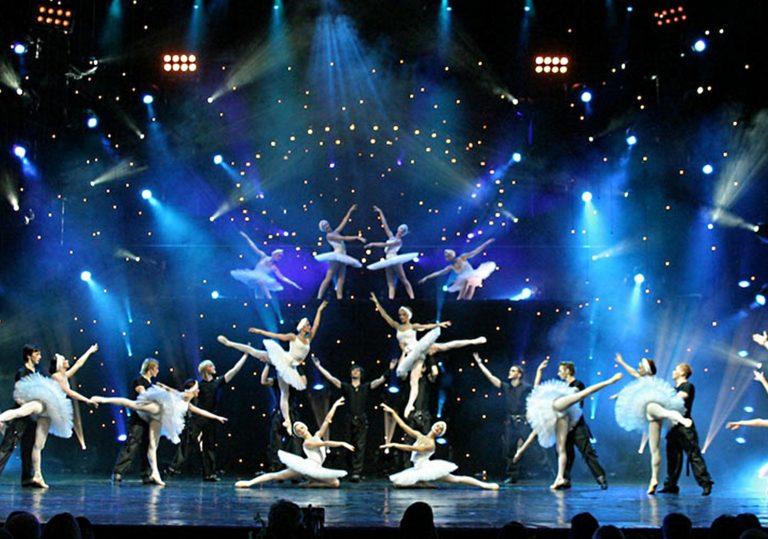 26 августа — шоу-балет Аллы Духовой «Тодес»