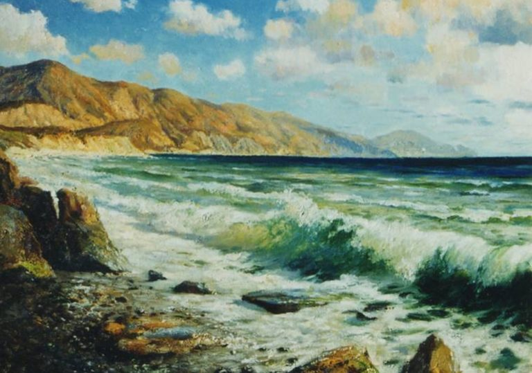 17 августа — Сергей Матюшкин Выставка «Акварель»