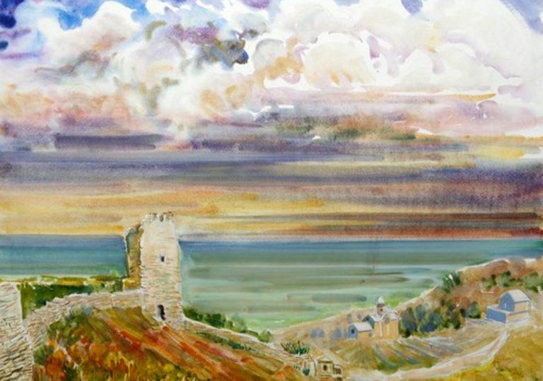 Выставка акварелей Нины Щербаковой «И кисть свободная играет»
