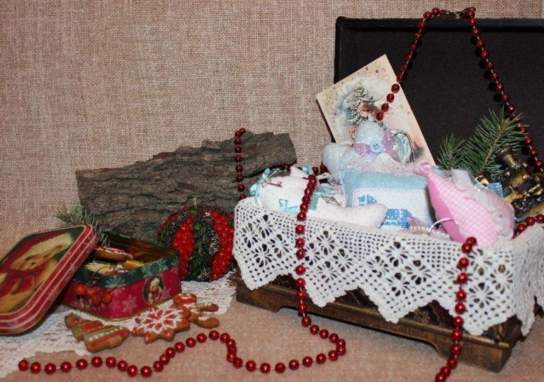 03 ноября — Выставка кукол «Сокровища бабушкиного сундука»
