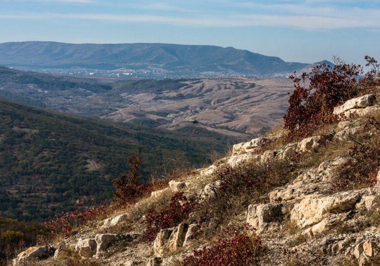 Гора Агармыш