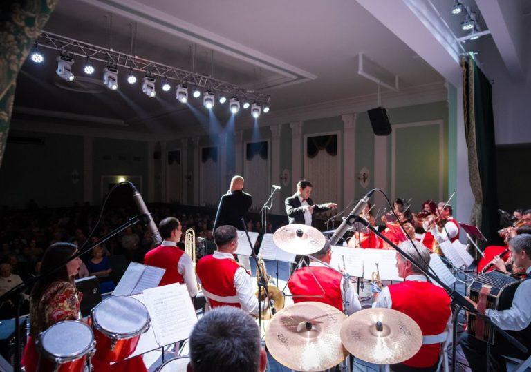 11 января — Концерт «Рождественские встречи» в ДКТ «Чайка»