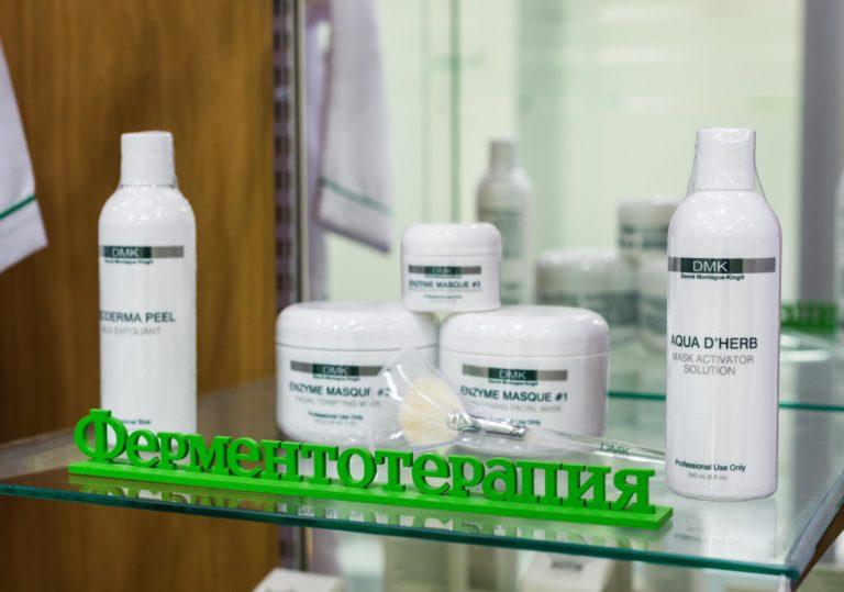 Ферментотерапия. Новые услуги от бренда DMK