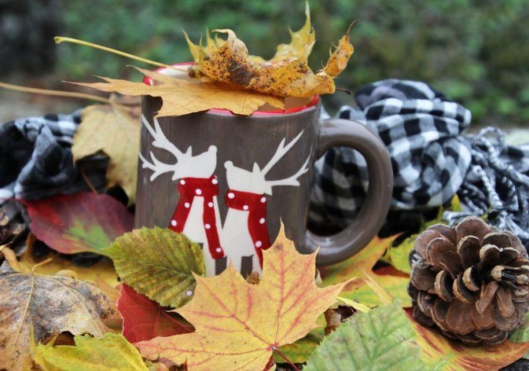 Осенние напитки в Кафе «Культурное»