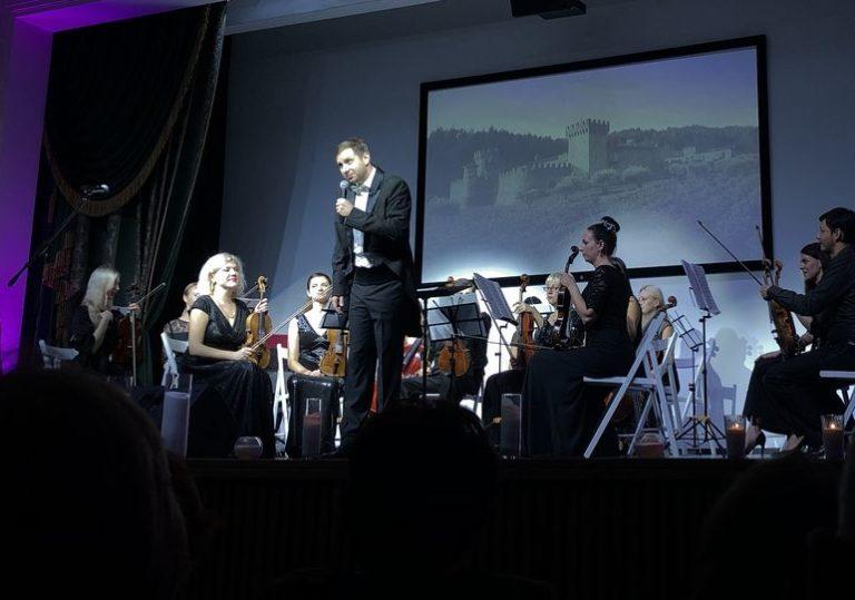 19 января — Концерт «Картинки с выставки» в ДКТ «Чайка»