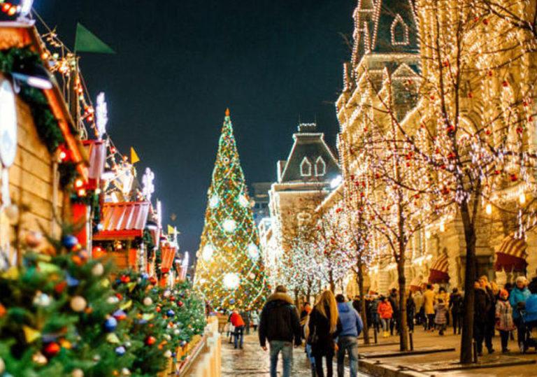 31 декабря Народное гуляние на Привокзальной площади «Новогодняя ночь».   Категория 16+