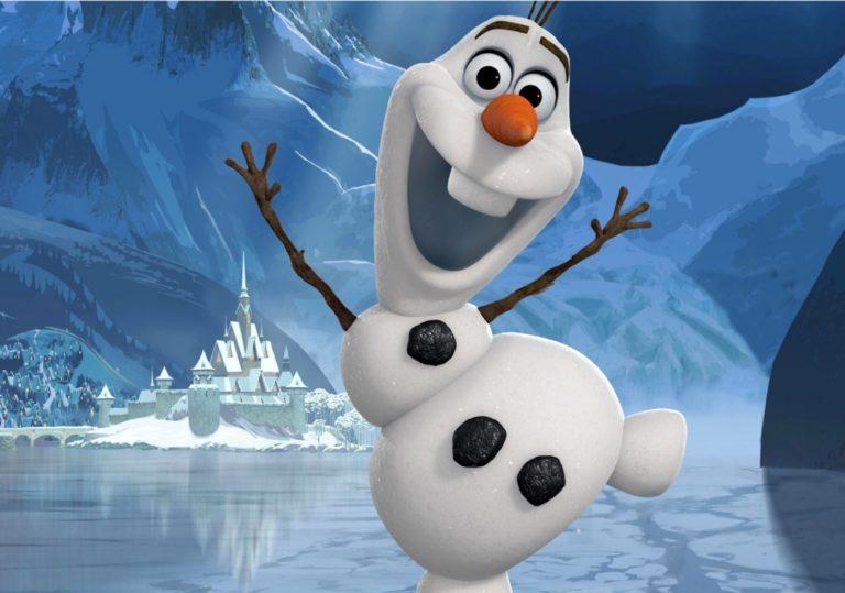 07 декабря — Мастер-класс «Снеговик Олаф»