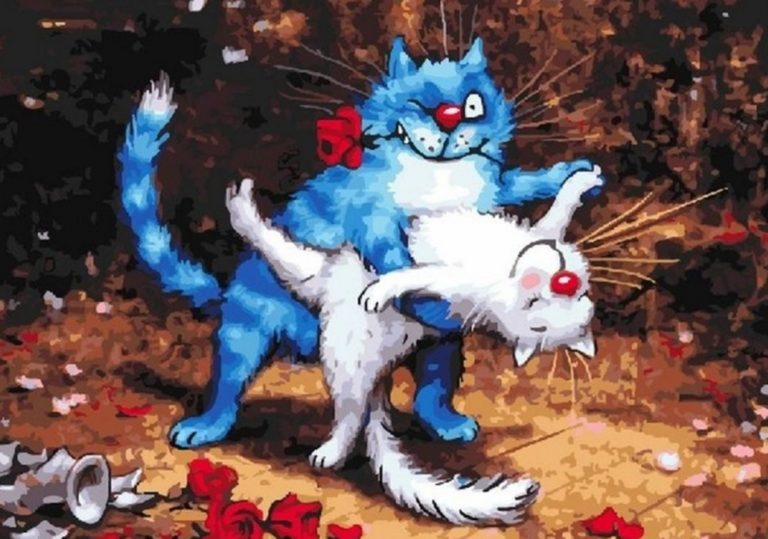08 декабря — Мастер-класс «Танцующие коты»