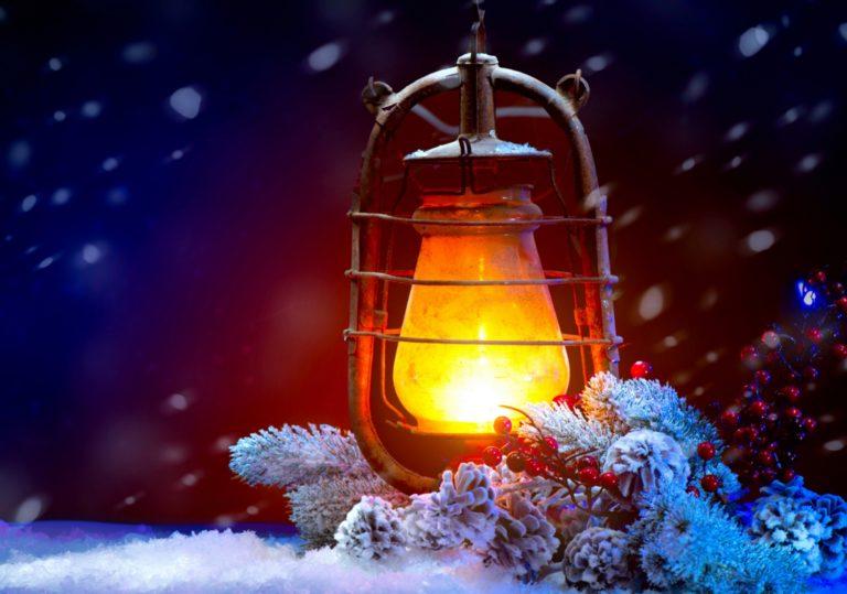 22 декабря — Мастер-класс «Волшебный фонарь», рисунок