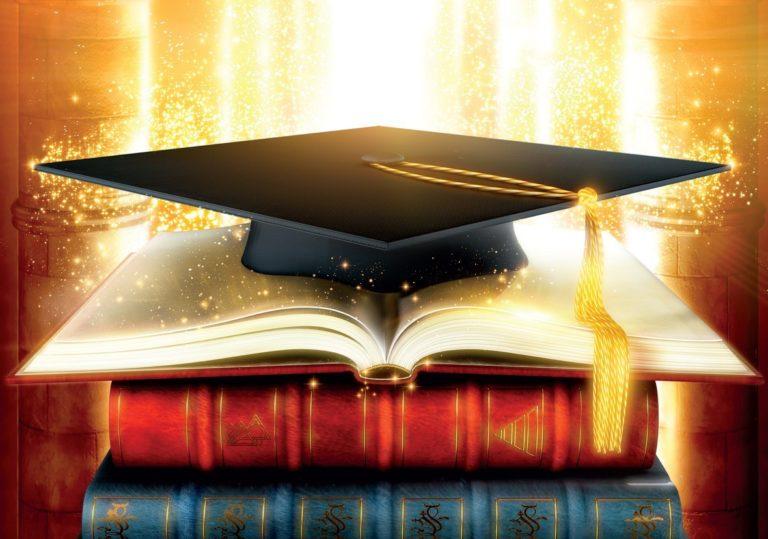 25 января — Мастер-класс «Шапочка выпускника», рисунок, акрил.