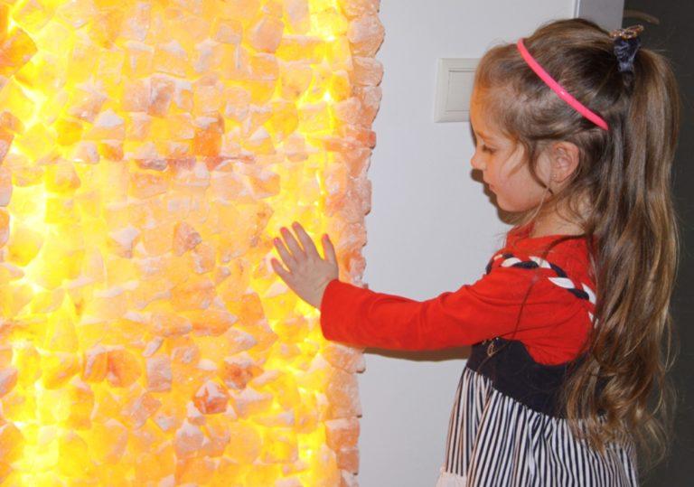 В Феодосии открылась соляная комната с интерактивом для детей