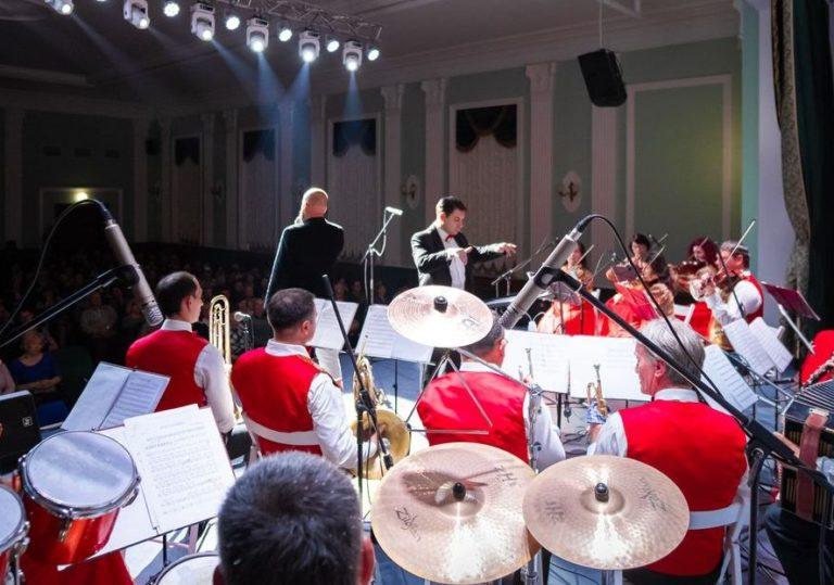 7 марта — праздничный концерт «В честь тебя» в ДКТ «Чайка»