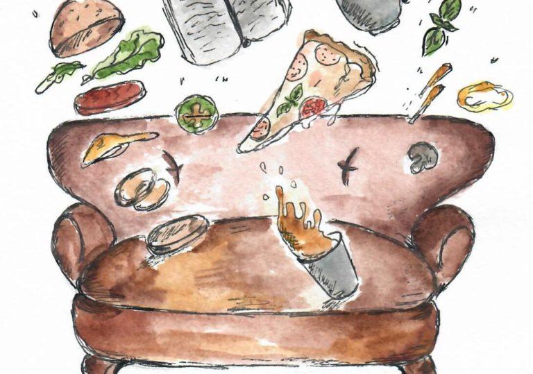 Доставка вкусной еды от кафе «Культурное»