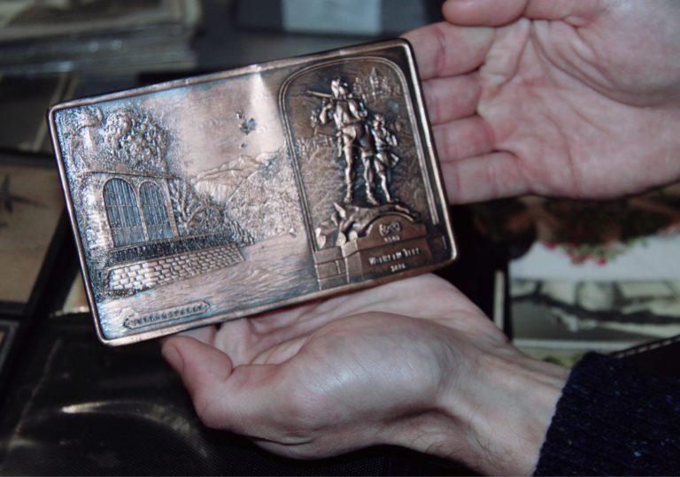 В ДКТ «Чайка» презентуют выставку уникальных открыток