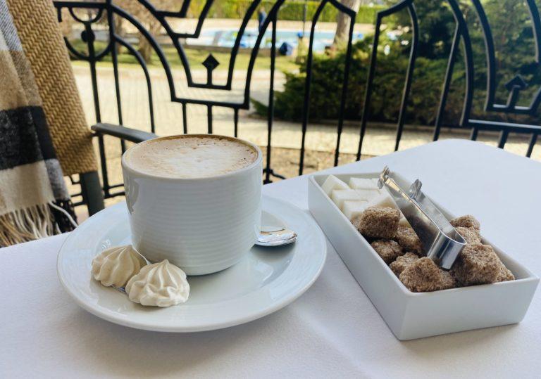Начинай день с кофе!