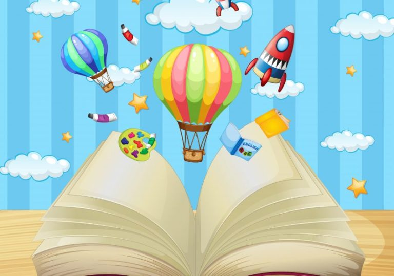 20 марта мастер-класс Мастер-класс «Открывая книгу», иллюстрация, гуашь.